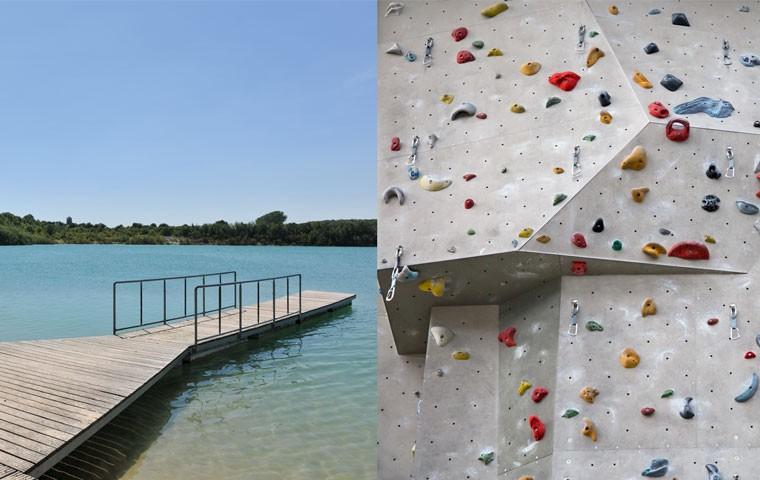Swim & Climb