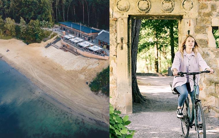 Beach & Bike