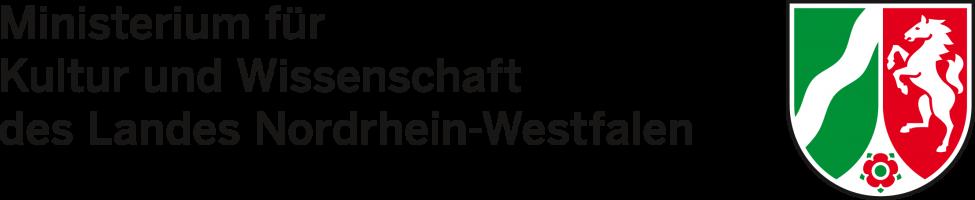 Das Logo des NRW-Kulturministeriums.