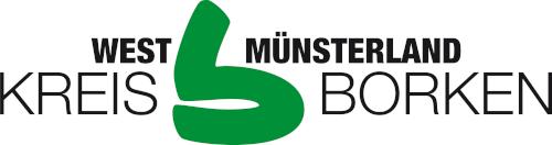 Das Logo des Kreises Borken.