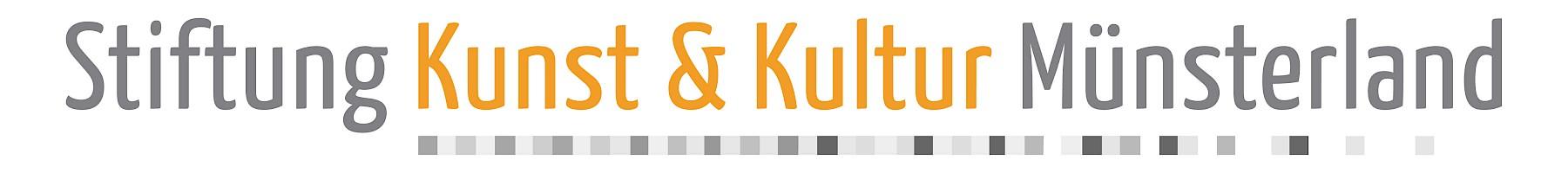 Das Logo der Stiftung Kunst und Kultur Münsterland.