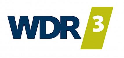 Das Logo von WDR3.