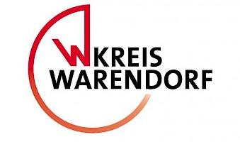 Das Logo des Kreises Warendorf.