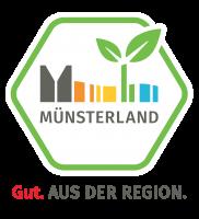Das Logo des Münsterland Siegels