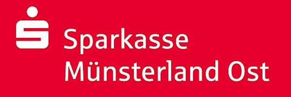 Das Logo der Sparkasse Münsterland Ost.