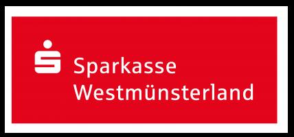 Das Logo der Sparkasse Westmünsterland.