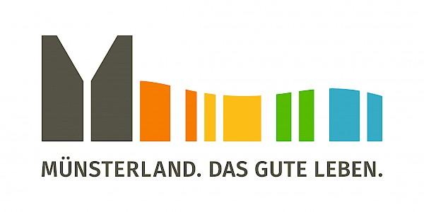 Das neue Logo des Münsterlands.