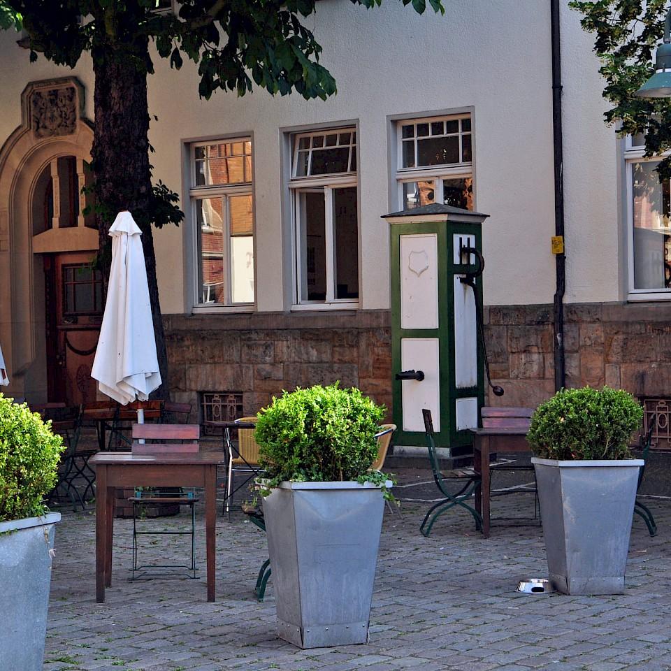 Historische Ortskerne im Münsterland