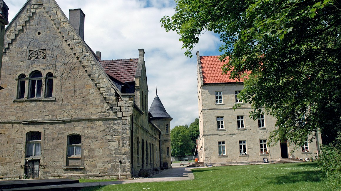 Hofanlage Schulze Hauling im Stevertal