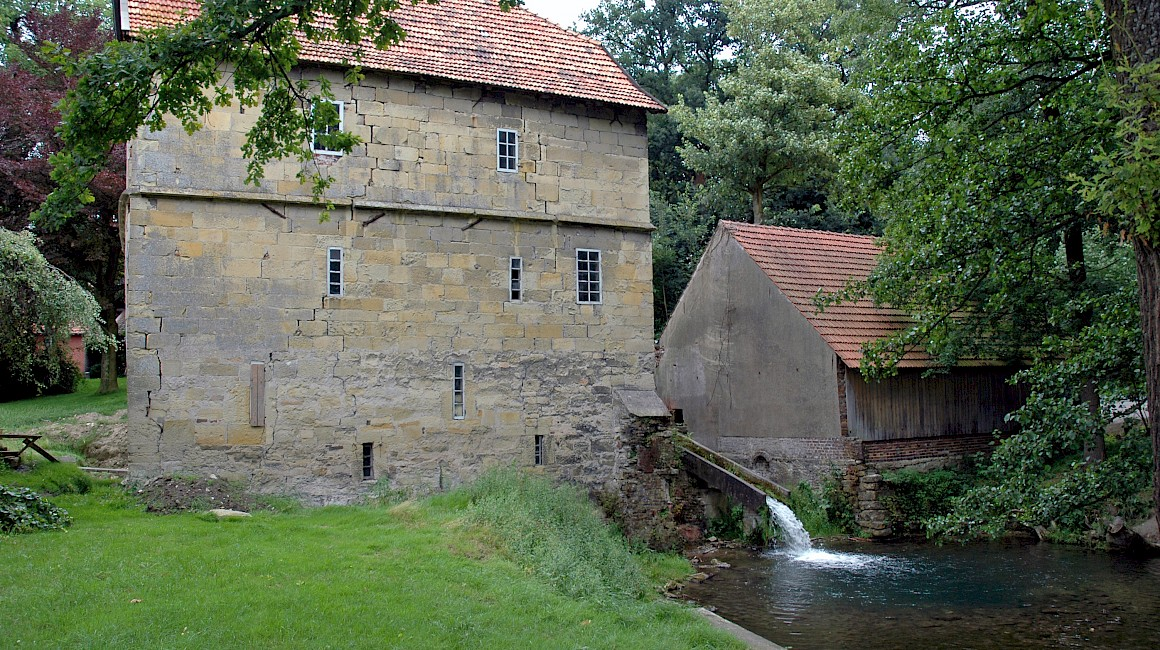 Alte Wassermühle Schulze Westerath