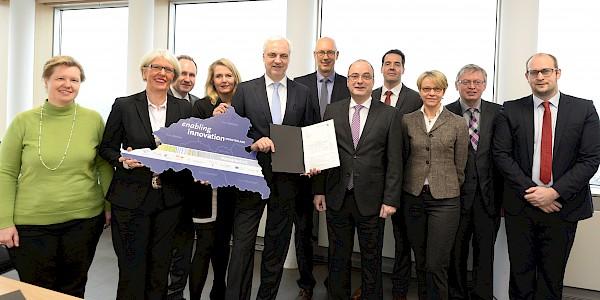 Startschuss für Enabling Innovation Münsterland
