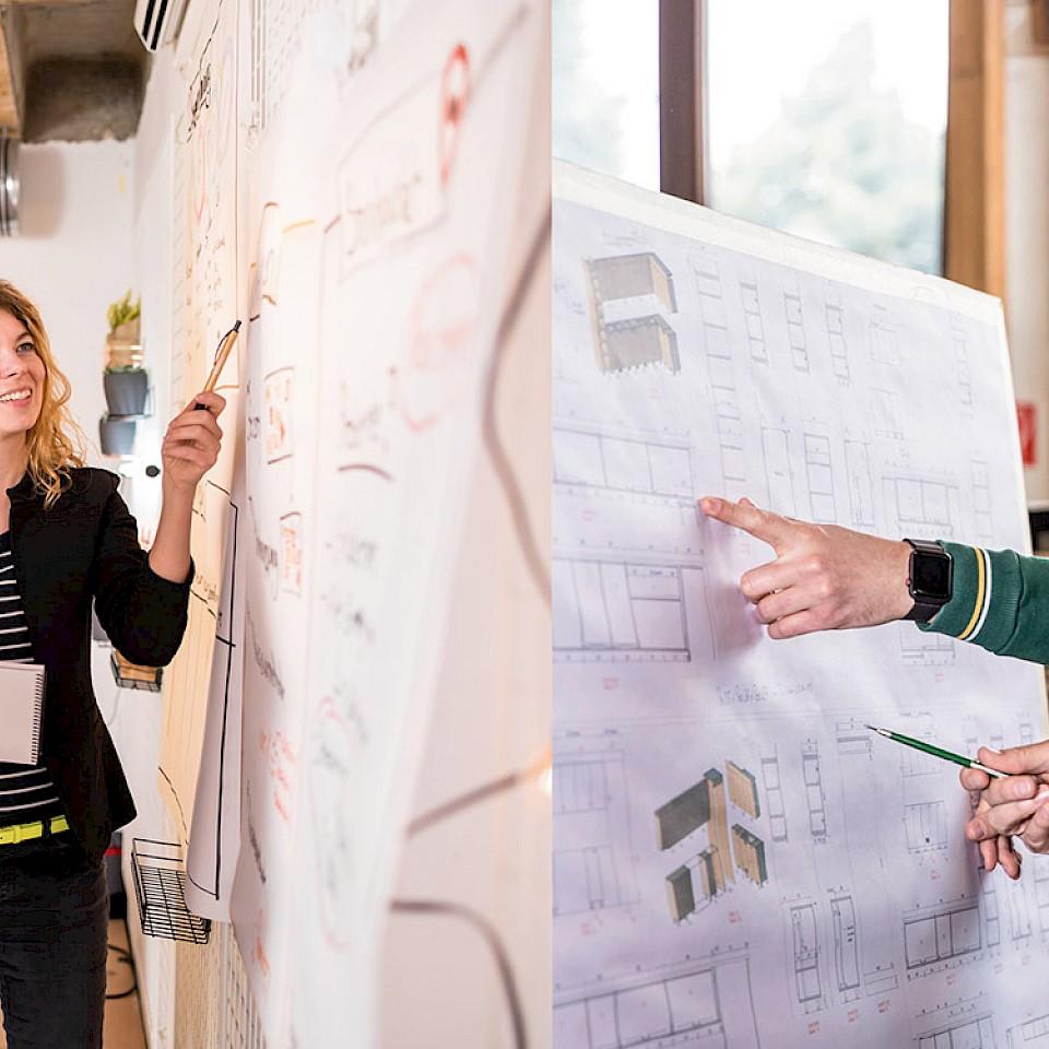 Das Thema Gründung steht im Fokus des Projekts Gründergeist #Youngstarts Münsterland.