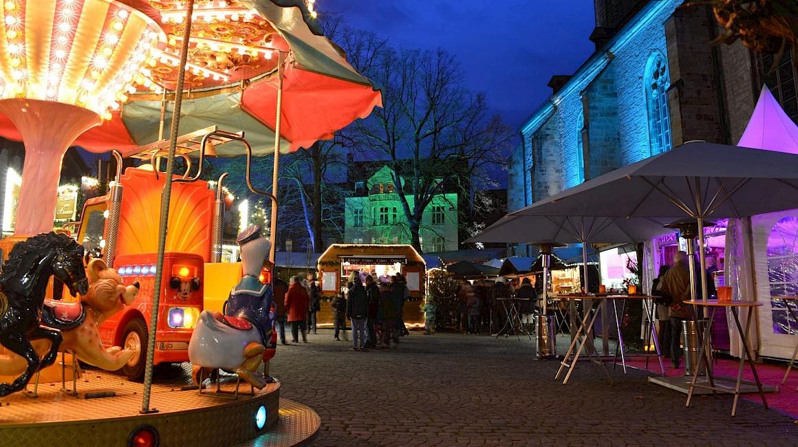 Weihnachtsmarkt in Werne