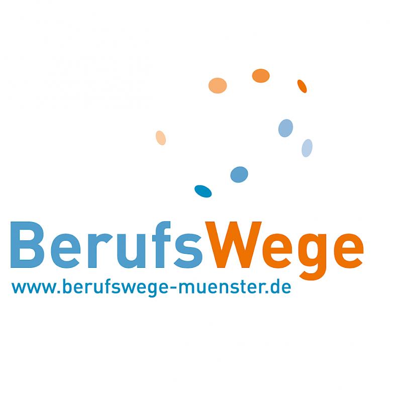 Logo BerufsWege e.V.<br>© BerufsWege e.V.