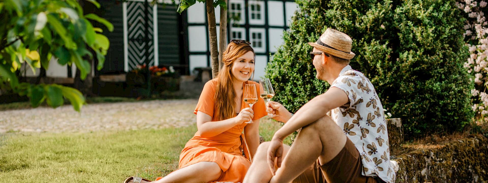 Macht glücklich: Wohnen im Münsterland
