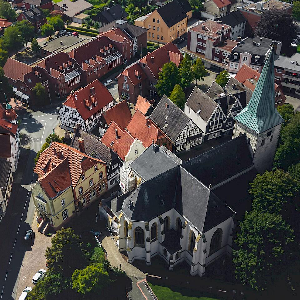 Orte im Münsterland
