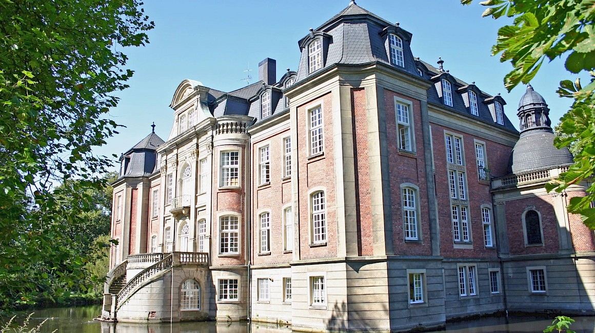 Schloss Loburg in Ostbevern
