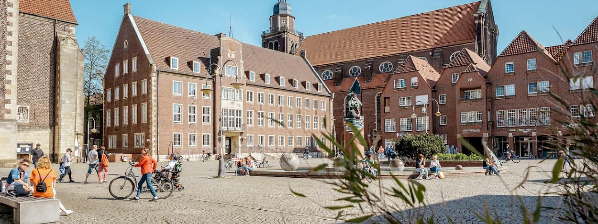 Kultur und Natur im Herzen des Münsterlandes Coesfeld