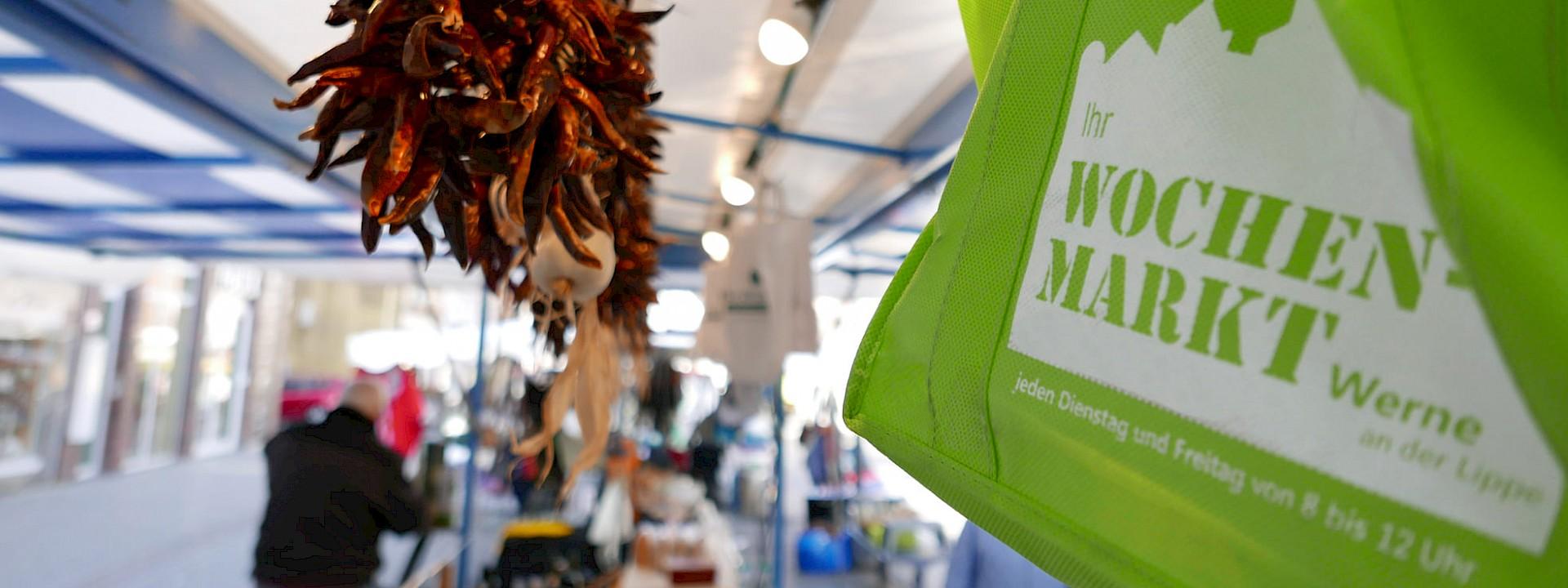 Open-Air Shopping Wochenmärkte im Münsterland