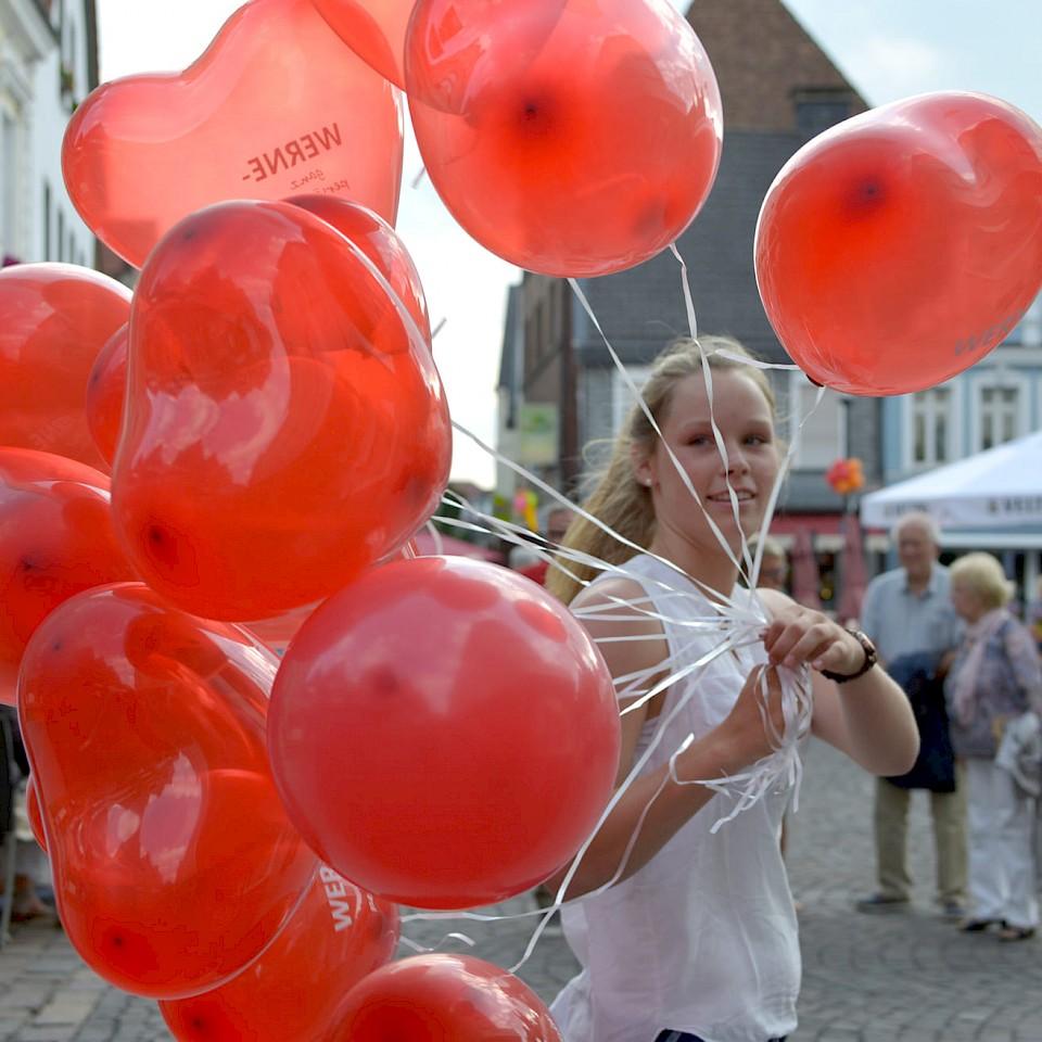 Verkaufsoffener Sonntag Münsterland