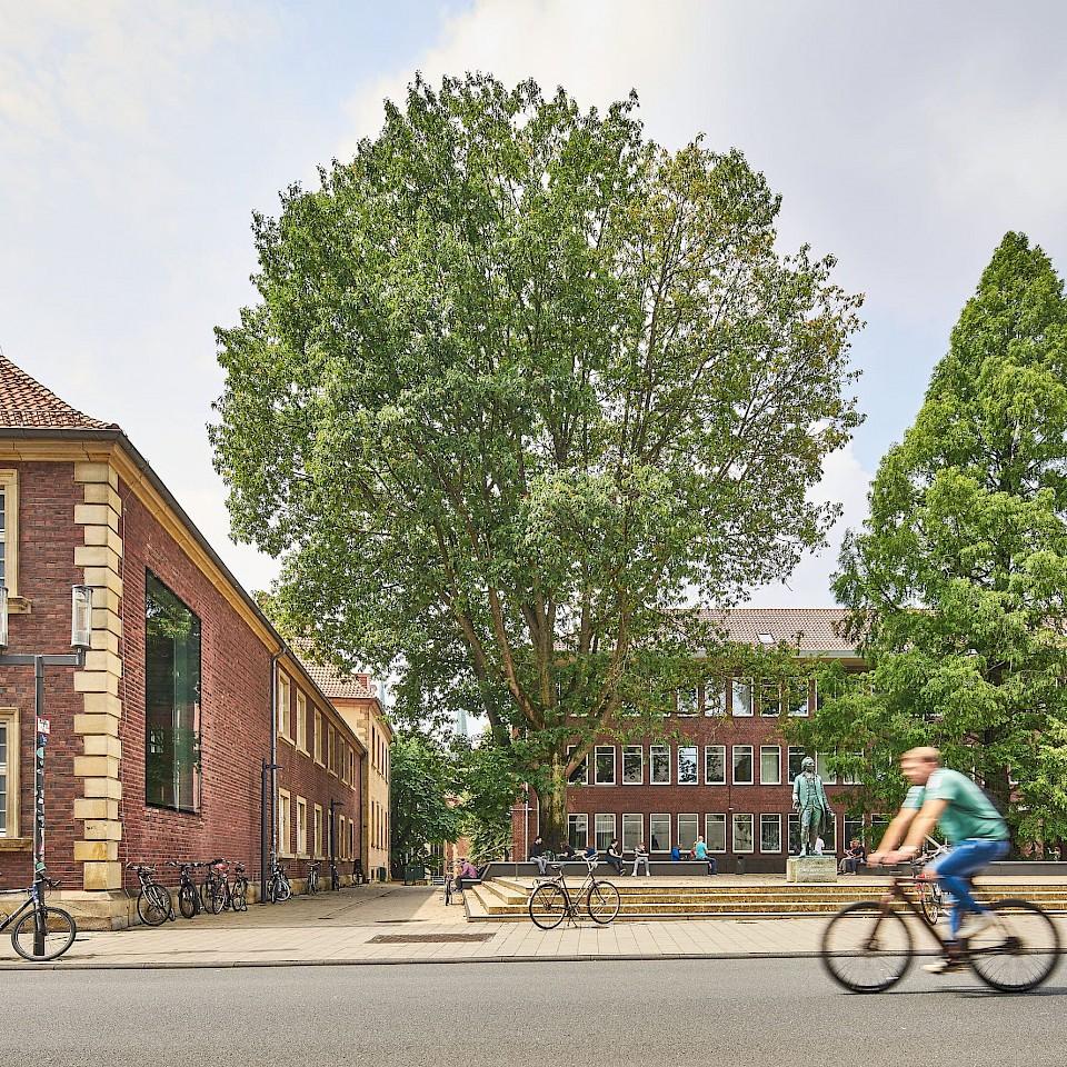 Wonen in de leefbare stad Münster