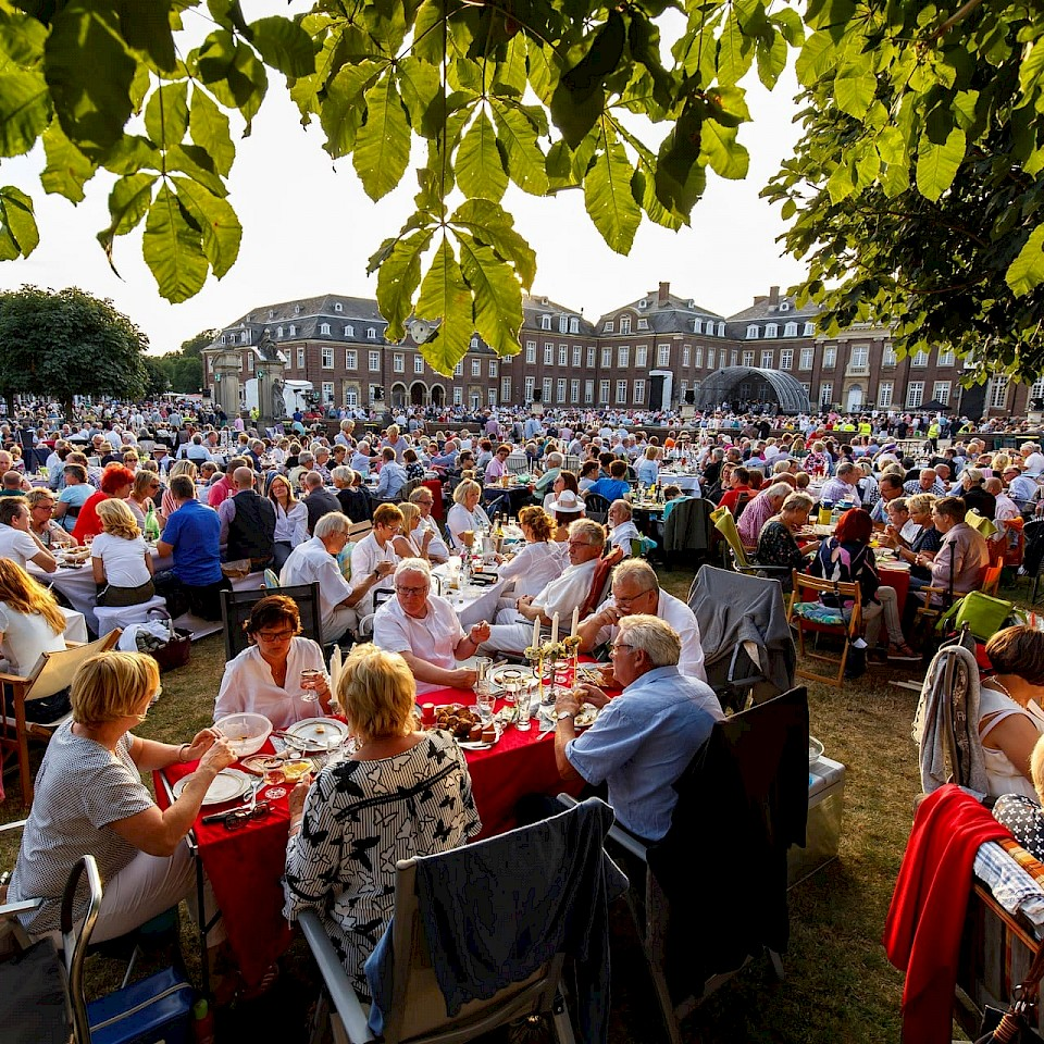 Events at castles and palaces in Münsterland