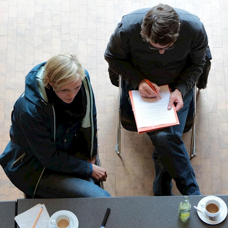 Anträge schreiben Kulturakademie<br>© Münsterland e.V.
