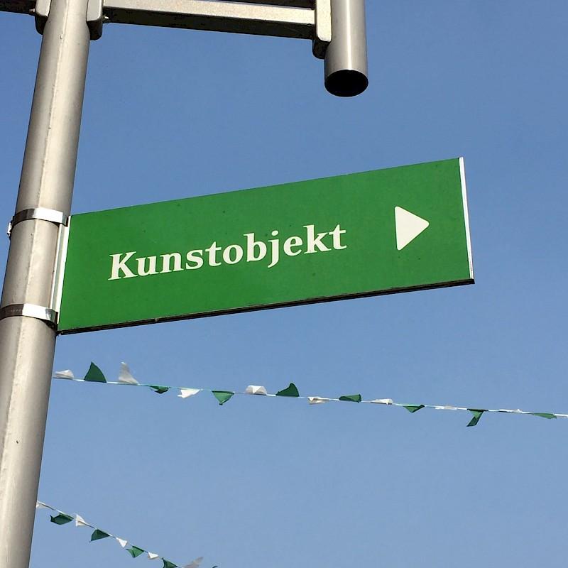 Kunstobjekt Marketing<br>© Münsterland e.V.