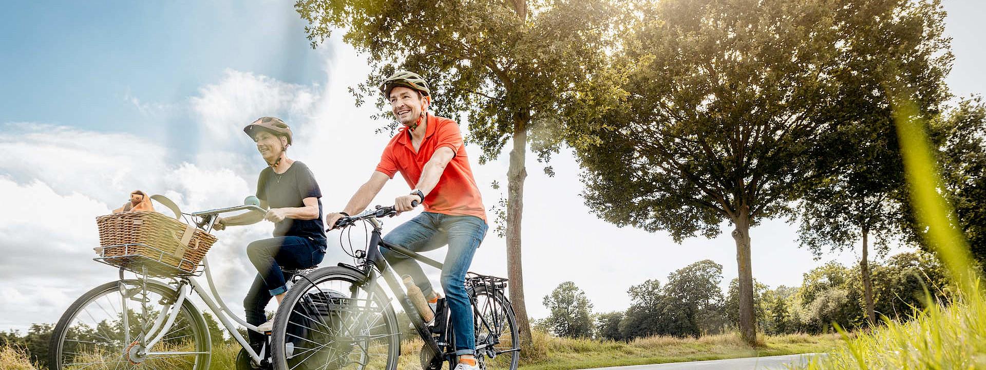 Deine Radtour für einen Tag Radtouren-Tipps Münsterland