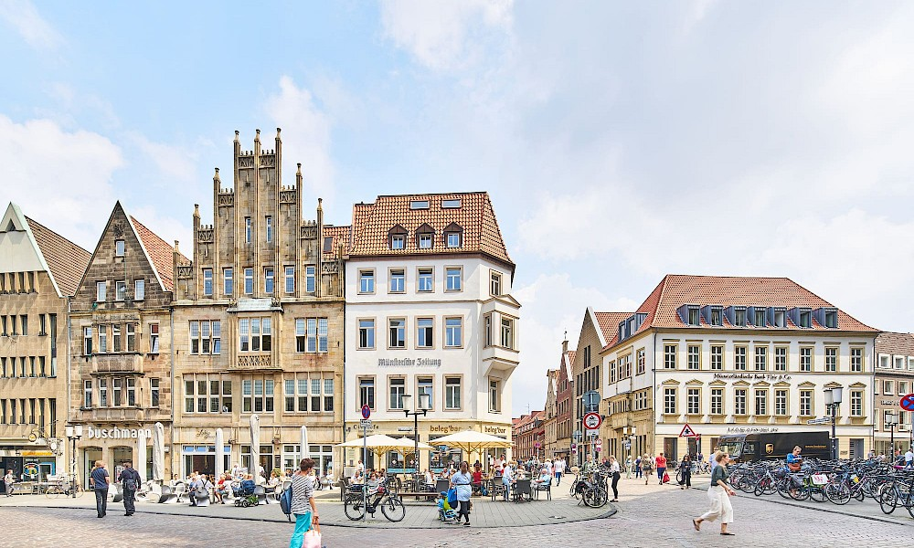 Lebenswert: Münsters Innenstadt