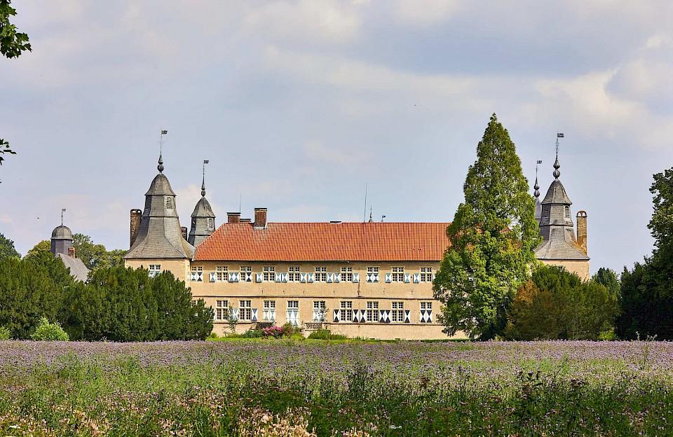 Schloss Westerwinkel in Ascheberg