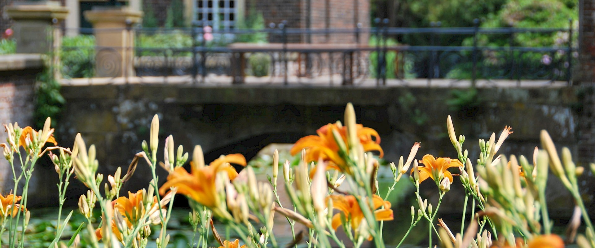 Zu jeder Jahreszeit ein tolles Ziel - Der Garten Haus Welbergen