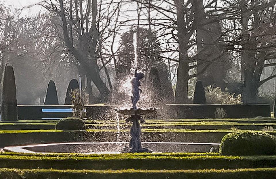 Schlosspark Wasserburg Anholt
