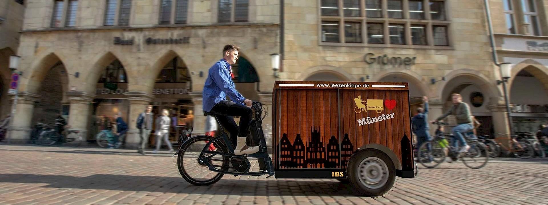 Lokalen Handel unterstützen Münster liefert