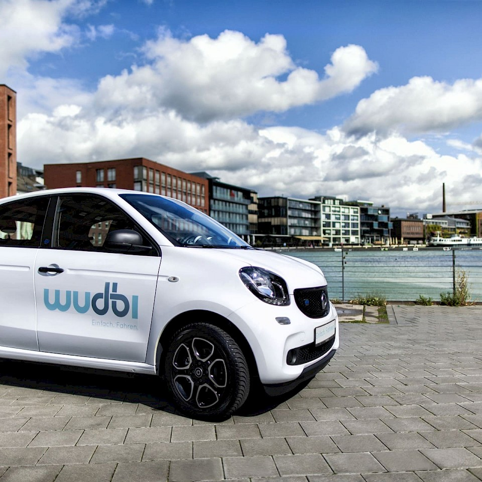 Wuddy Carsharing Münsterland