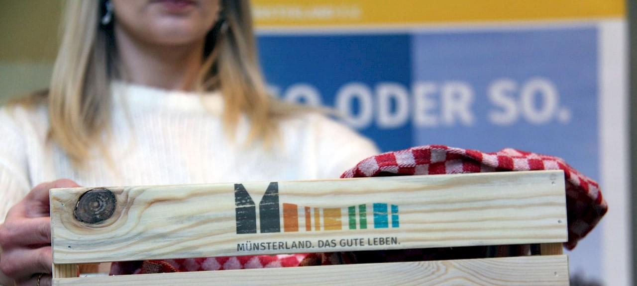 Münsterland liefert - Infos für Unternehmen