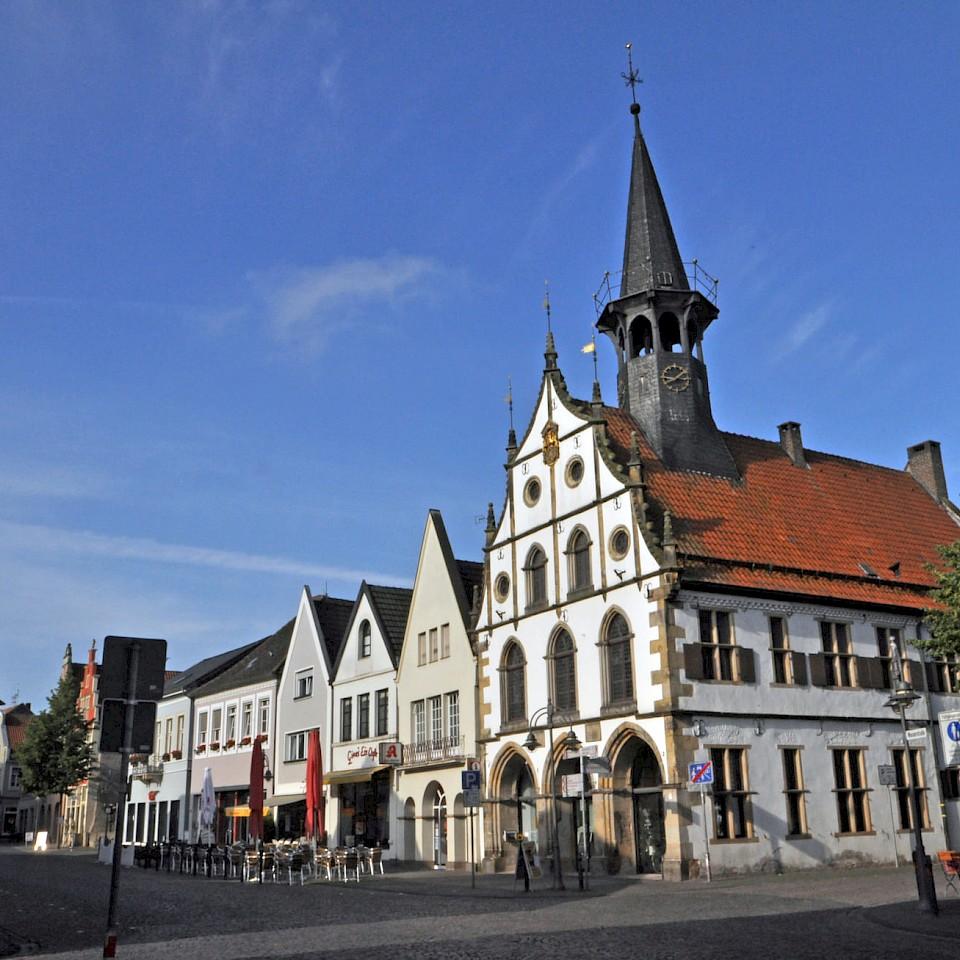 Steinfurt in het Münsterland