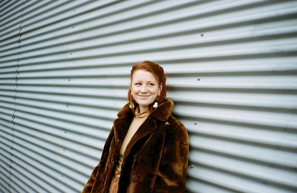 Regionsschreiberin Charlotte Krafft