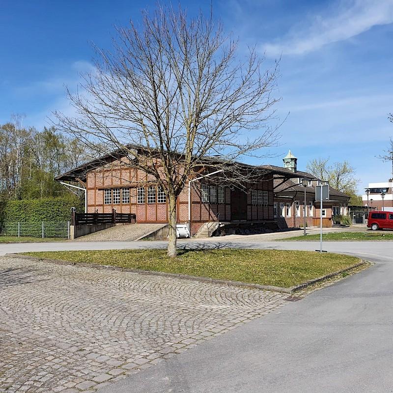 Der Bahnhof von Ascheberg<br>© Münsterland e.V.