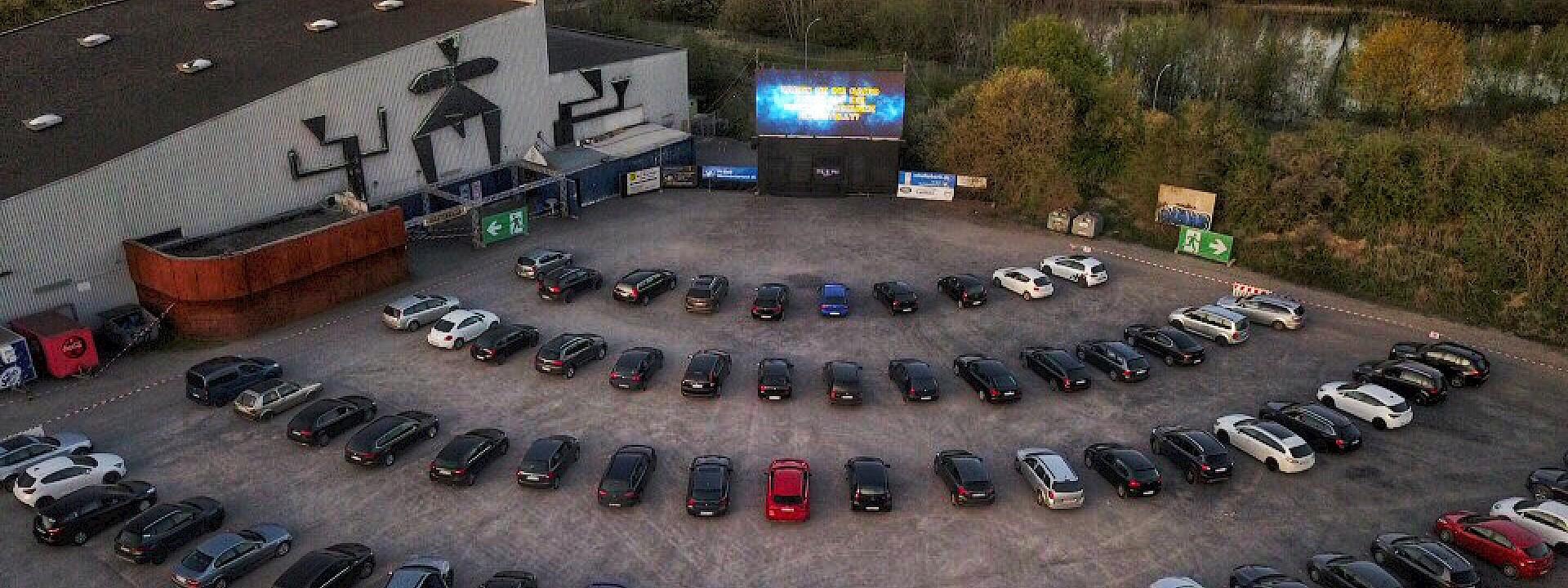 Autokinos im Münsterland