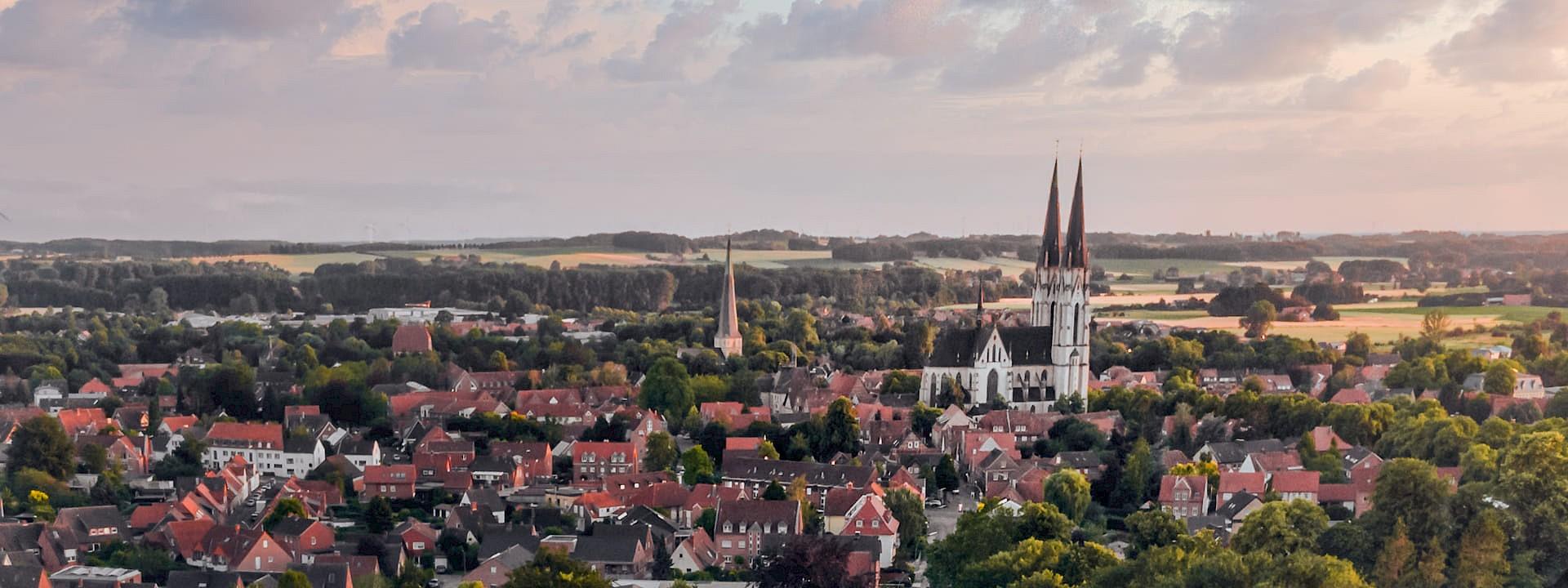 Die Domstadt im Münsterland Billerbeck