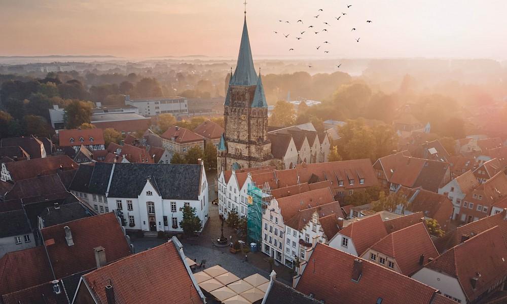 Warendorf im Münsterland