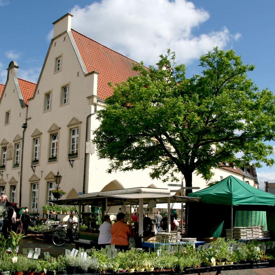Marktplaats Haltern am See