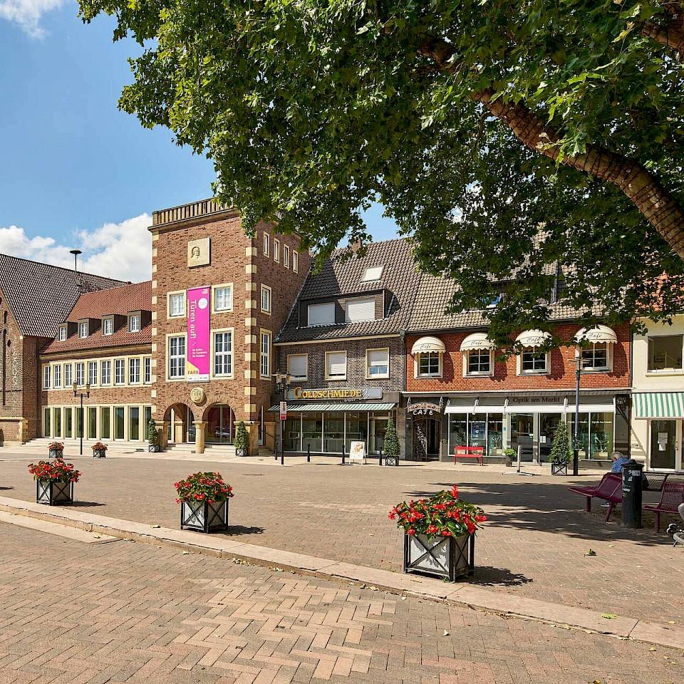 Borken in het Münsterland