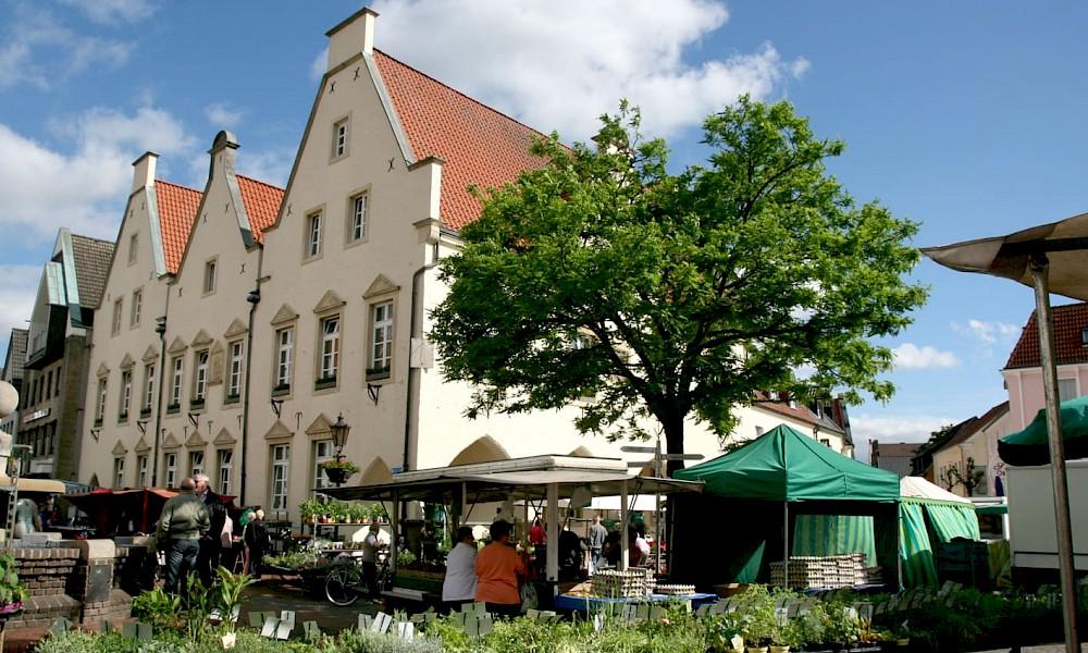 Marktplatz Haltern am See