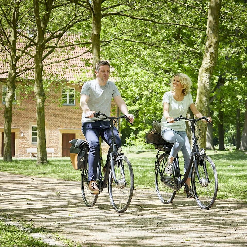 Radreisen im Münsterland