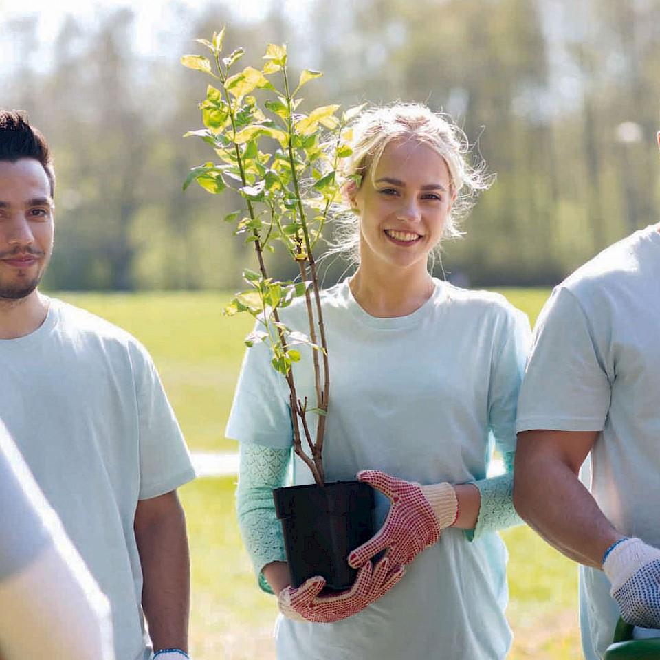 Gärtnern gegen den Klimawandel