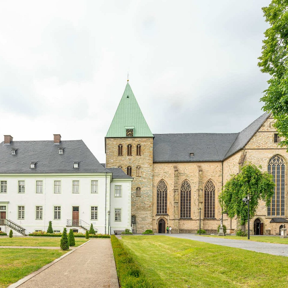 Abtei Lieborn in Wadersloh