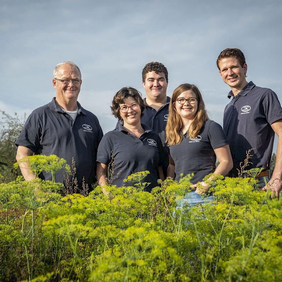 Familie Austermann aus Warendorf