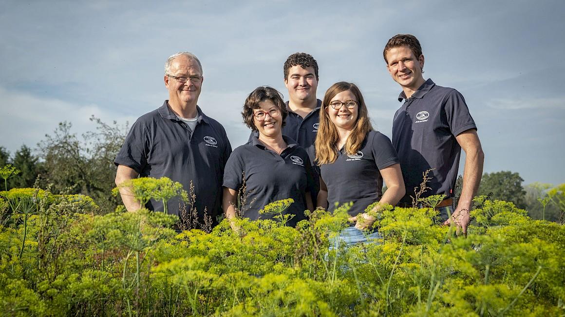 Die Familie Austermann aus Warendorf